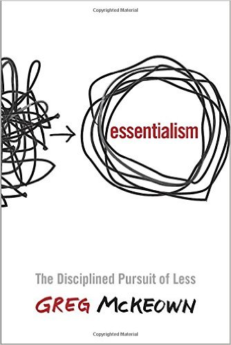 Life Balance Essentialism
