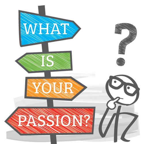 career coach passion
