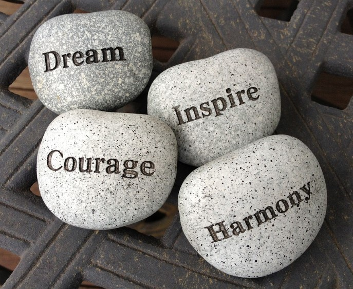 Free Life Coaching Online – Dream, Inspire, Courage, Harmony