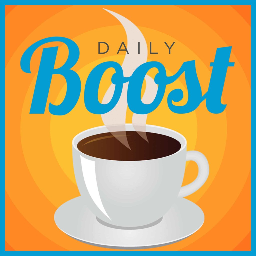 Daily Boost With Scott Smith