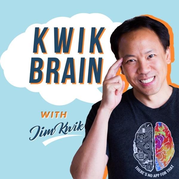 Kwik Brain With Jim Kwik