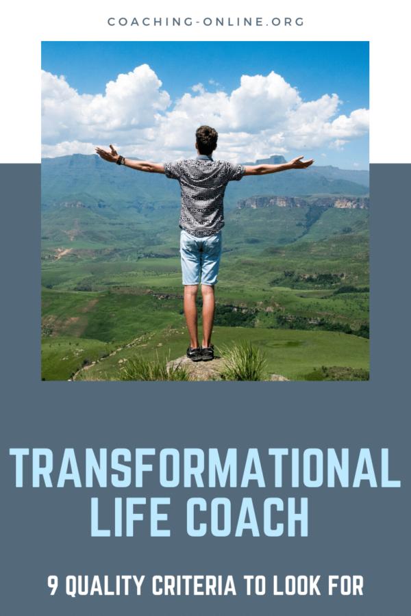 Transformational Life Coach