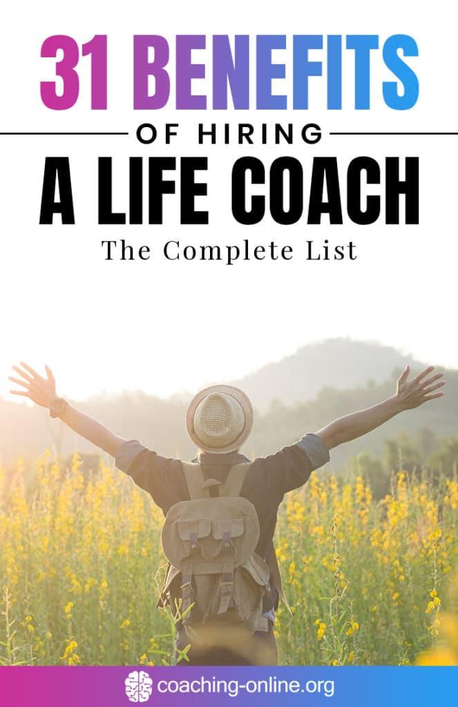 Benefits Of Hiring A Life Coach