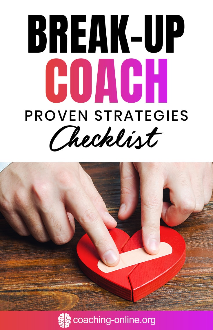Break Up Coach – Proven Strategies Checklist