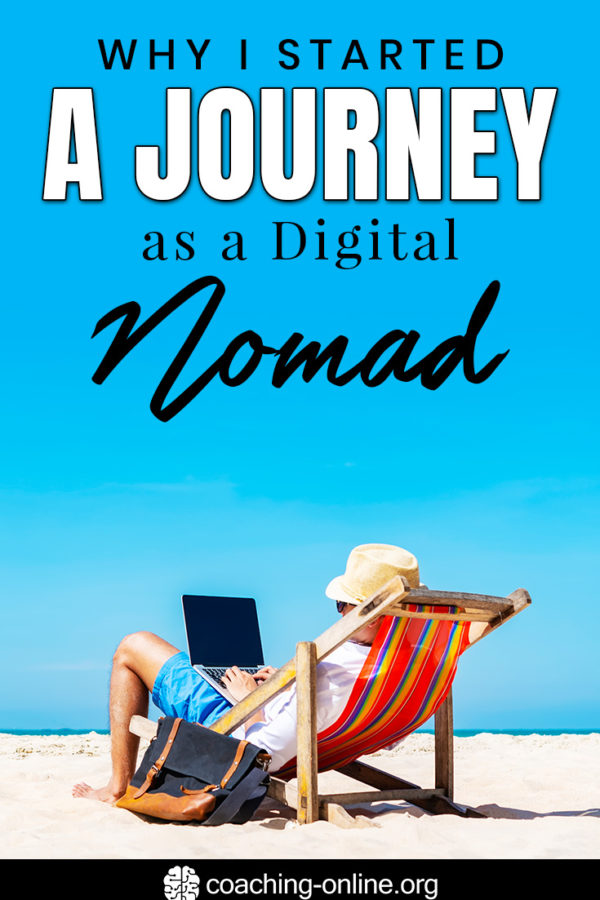 Journey as a Digital Nomad