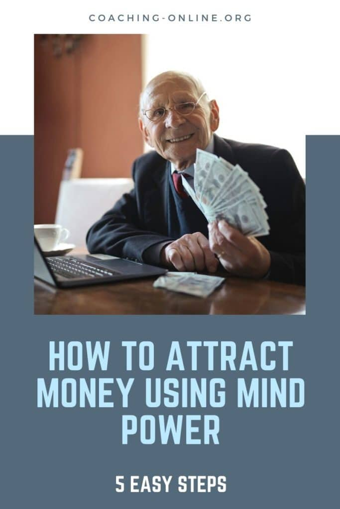 How to attract money using mind power