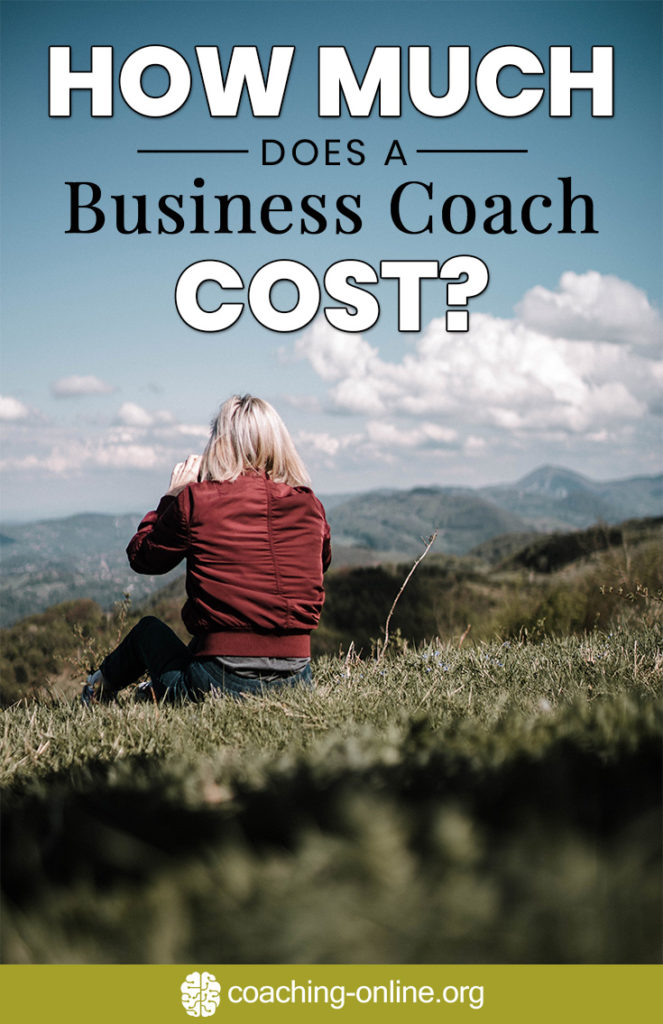 How Much Does A Business Coach Cost