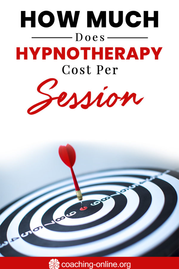 How Much Does Hypnotherapy Cost Per Session