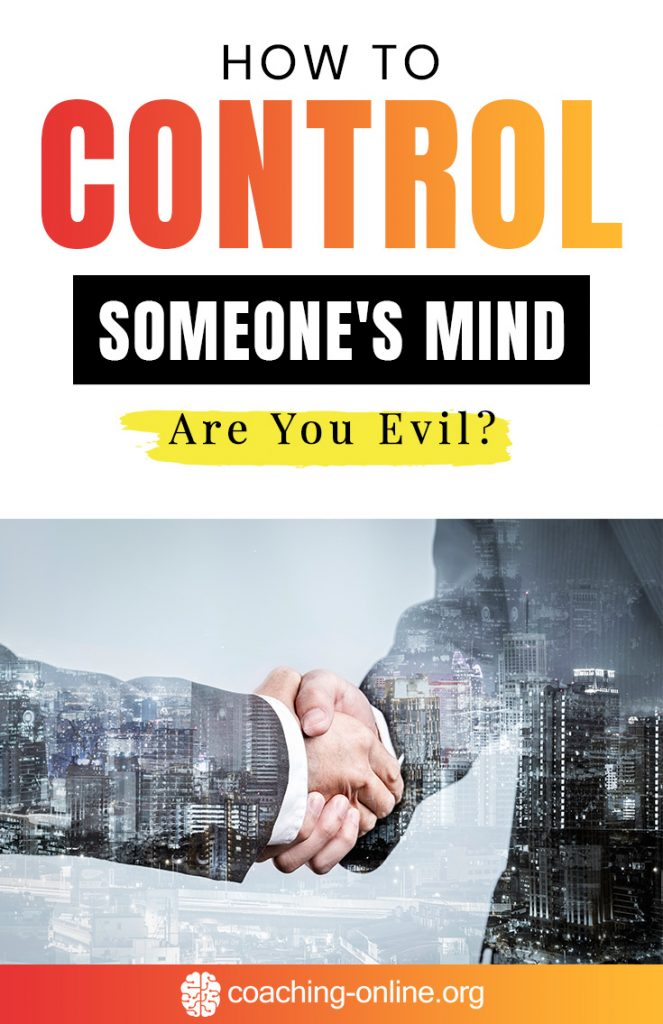 How To Control Someone's Mind