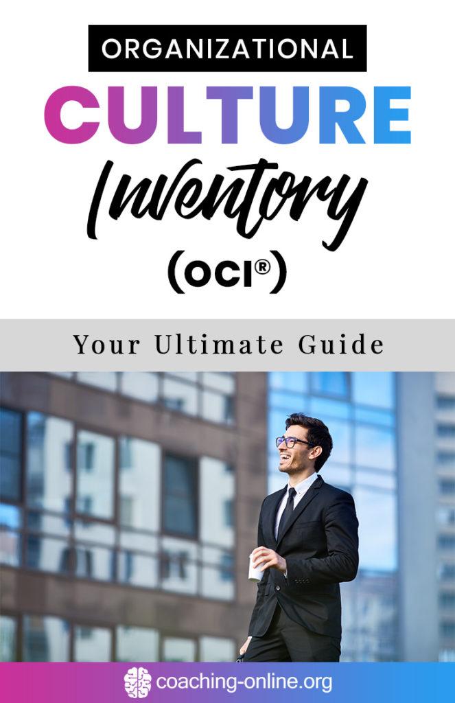 Organizational Culture Inventory