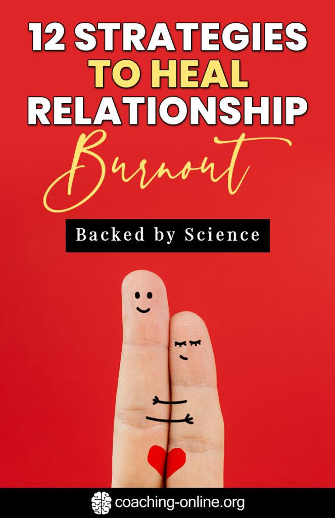 Relationship Burnout