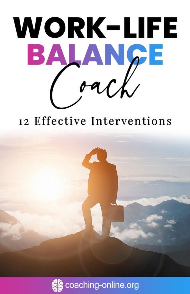Work-Life Balance Coach