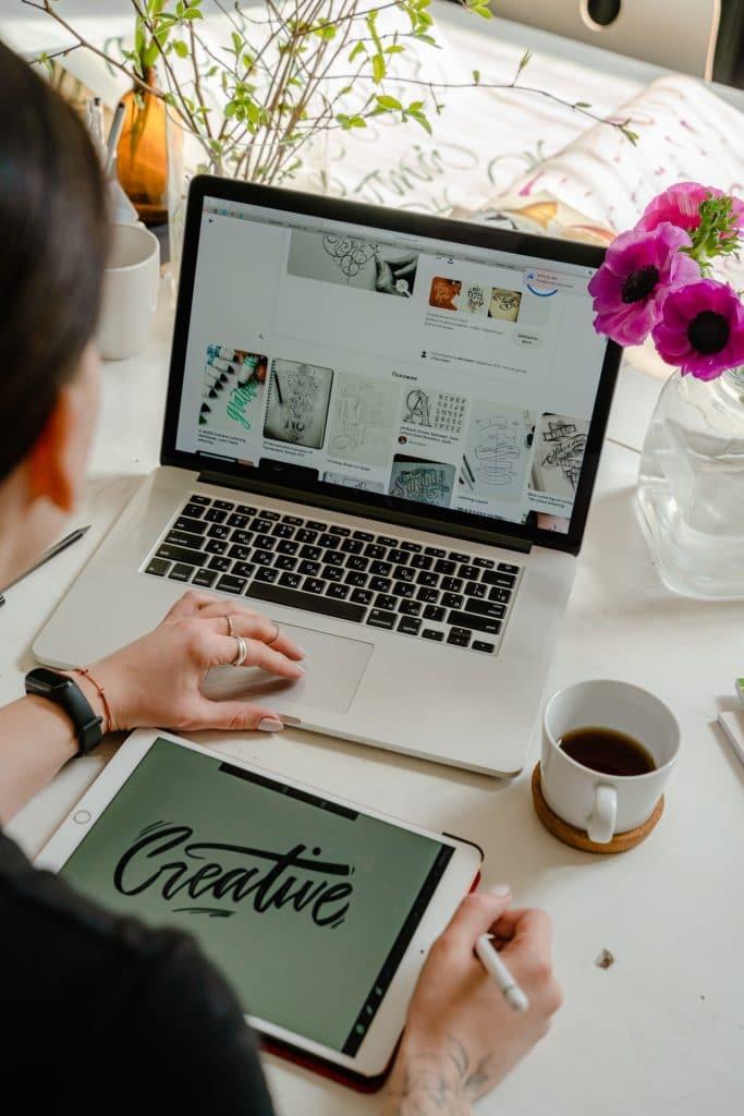 Graphic design as a high income skill