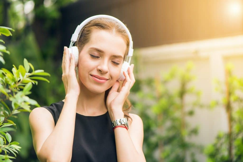 Using Music to Empty your mind