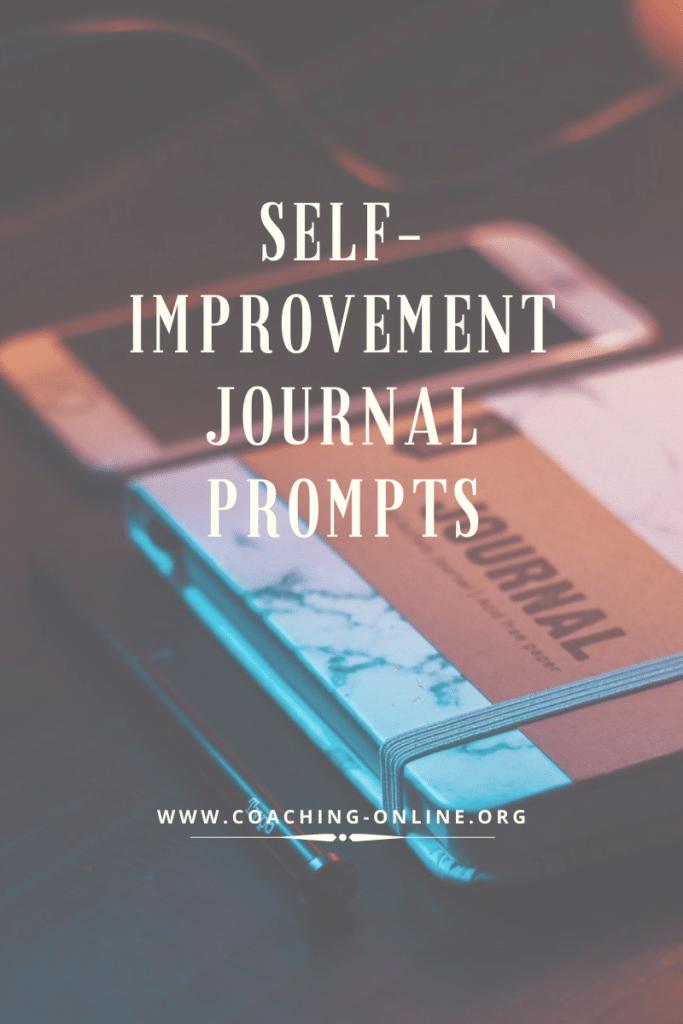 self improvement journal