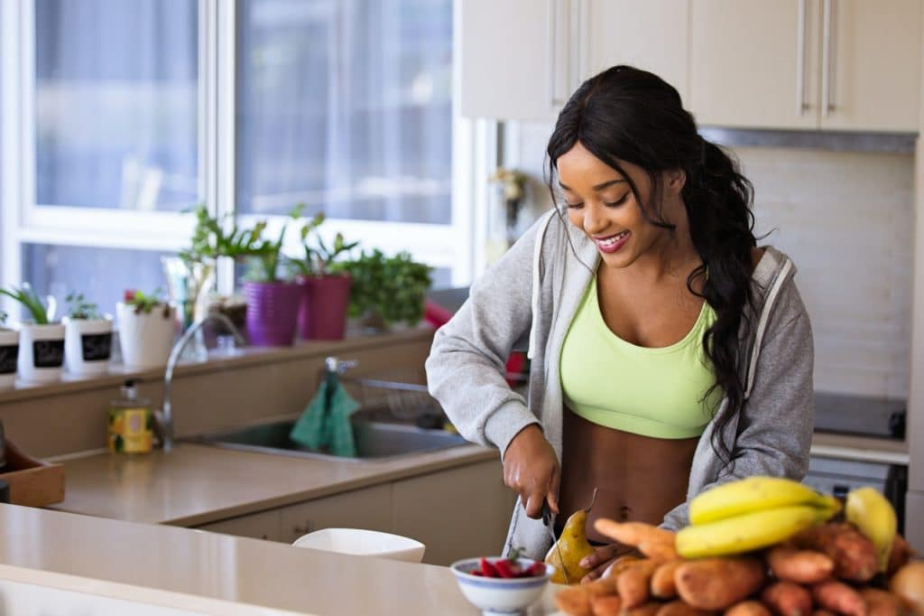 foods helps you focus on the good