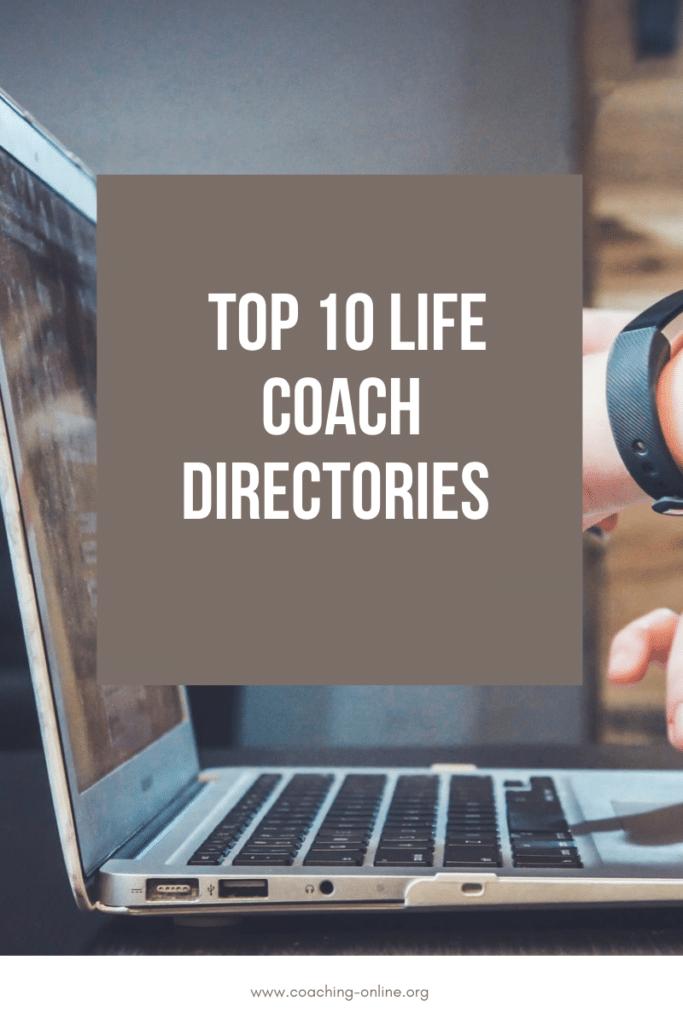 Top 10 Life Coach Directories