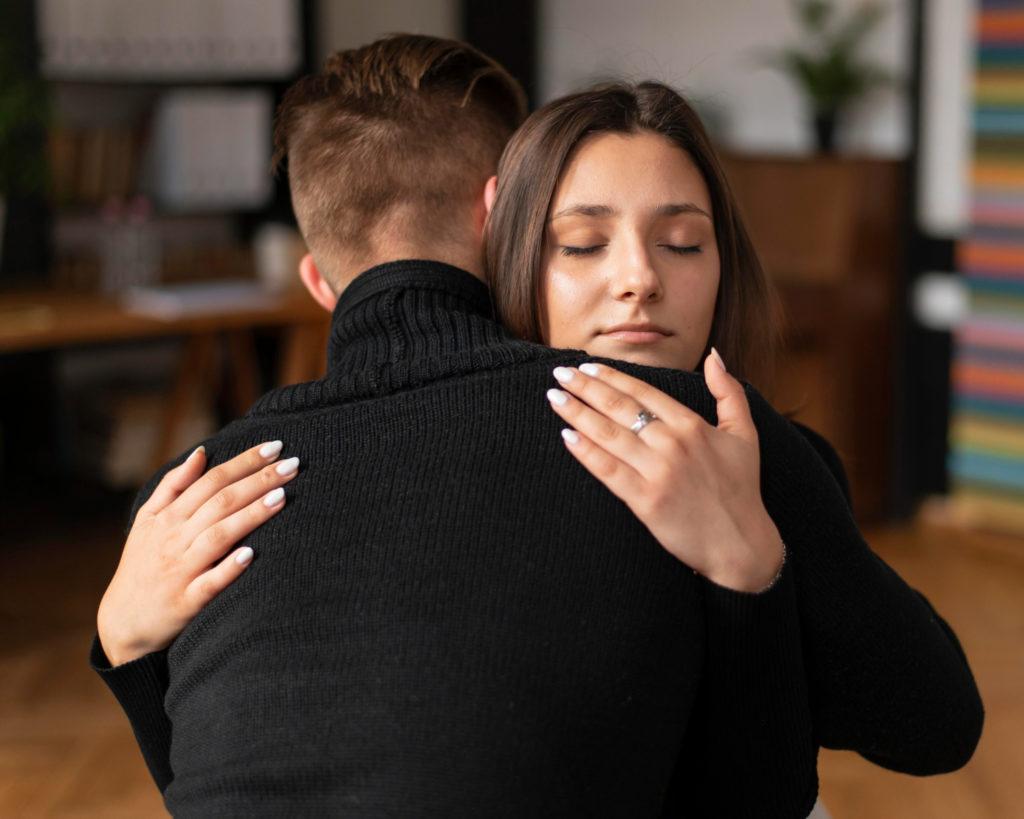 Emotionally Unavailable Man Keeps Coming Back